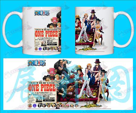 H-One Piece Accessori concerto Tazze