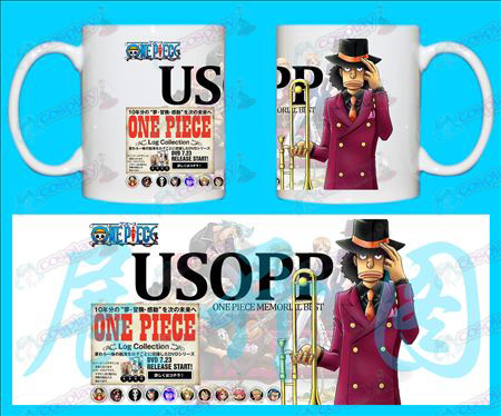 H-One Piece Accessori Tazze Usopp