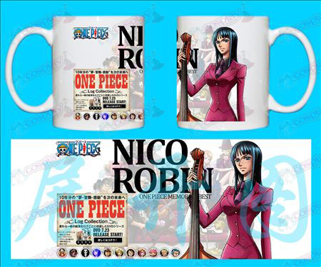 H-One Piece Accessori Tazze ROBIN