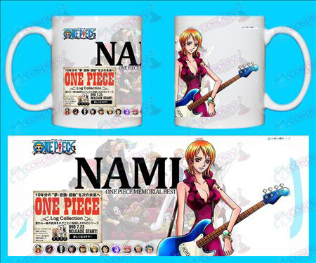 H-One Piece Accessori Tazze NAMI