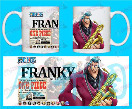 H-One Piece Accessori Tazze Franky