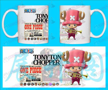 H-One Piece Accessori Tazze CHOPPER