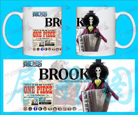 H-One Piece Accessori Tazze Brook