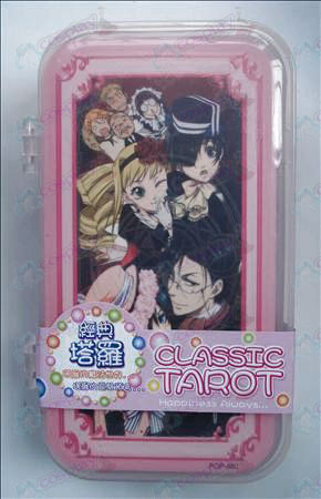 Black Butler Accessori Tarocchi A