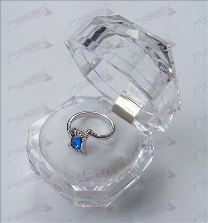 Black Butler Accessori zaffiro anello (piccolo)