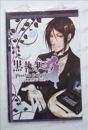 Black Butler Accessori per Notebook
