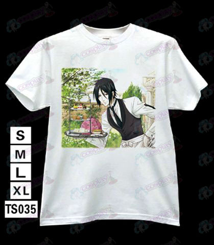 Black Butler AccessoriesT camicia
