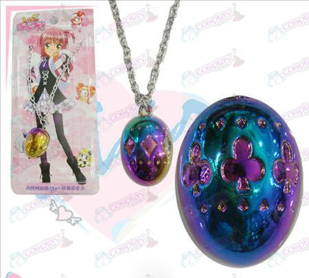 Shugo_Chara! Accessori anima Uovo Collana Sinfonia - Plum