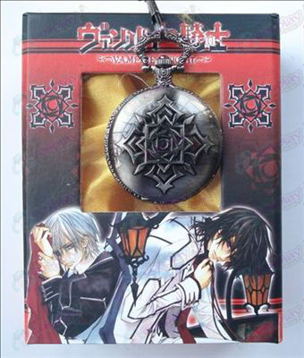 Vampire knight Accessori Pocket Watch + Card