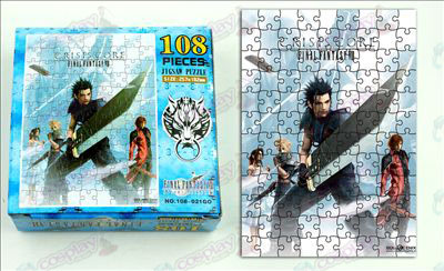 Final Fantasy Accessori di puzzle (108-021)