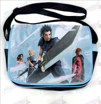Final Fantasy accessori color cuoio satchel 525
