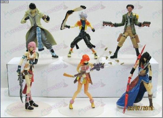 Edizione limitata Final Fantasy Accessori Doll (8-9cm Paperback)