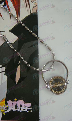 Black Steel Anello collana Golden Star-stealing Accessori Ragazze