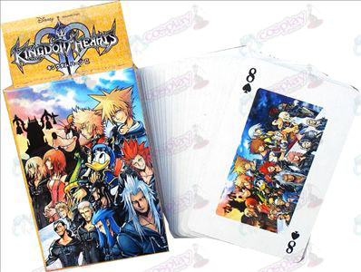 Kingdom Hearts Accessori Poker 2