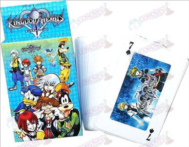 Kingdom Hearts Accessori Poker 1