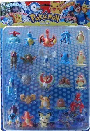 24, Pokemon Accessori Doll (Blister)