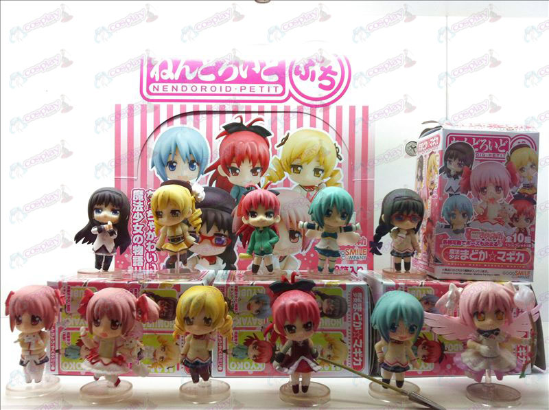 11 Magical Girl Accessori Doll
