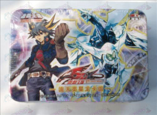Tin Genuine Yu-Gi-Oh! Accessori Card (flusso giornata classe Star Group Drago)