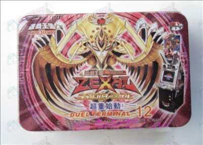 Tin Genuine Yu-Gi-Oh! Accessori Card (sovrappeso avvio)