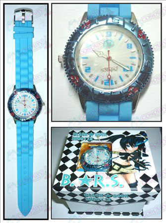 Mancanza Rock Shooter Accessori caike Orologi