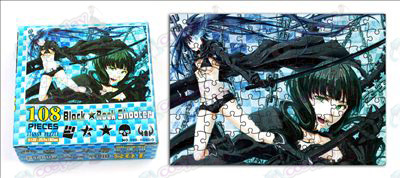Mancanza Rock Shooter Accessori di puzzle (108-008)