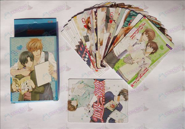 DSekai-ichi Hatsukoi Accessori poker in rilievo