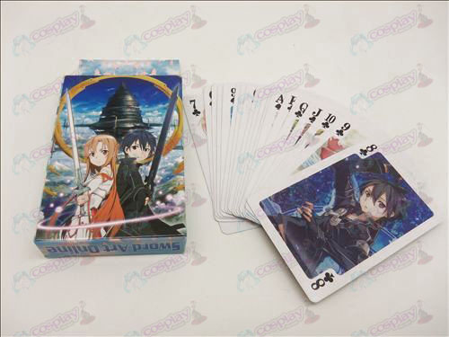 Sword Art Accessori Poker Online A