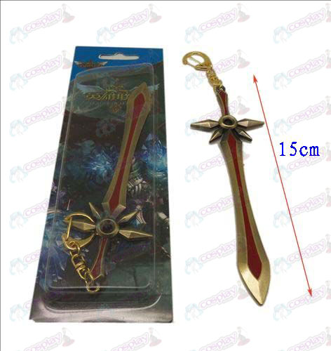 League of Legends Accessori coltello fibbia 1 (Bronzo)