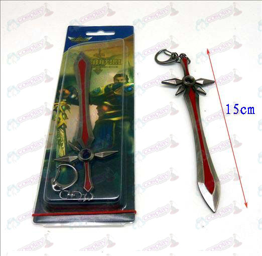 League of Legends Accessori coltello fibbia 1 (colore pistola)
