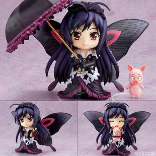 Accessori Q-249 Nero Serena Accel World