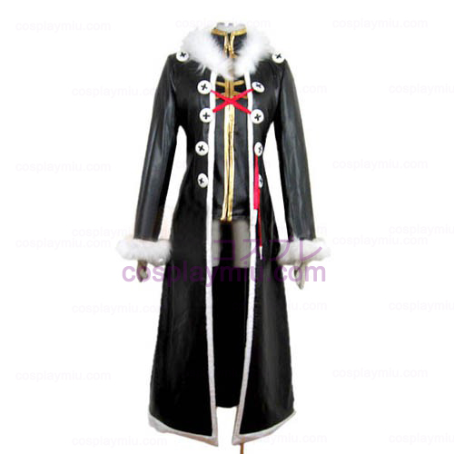 Hunter X Hunter Kuroro Lucifer Costumi