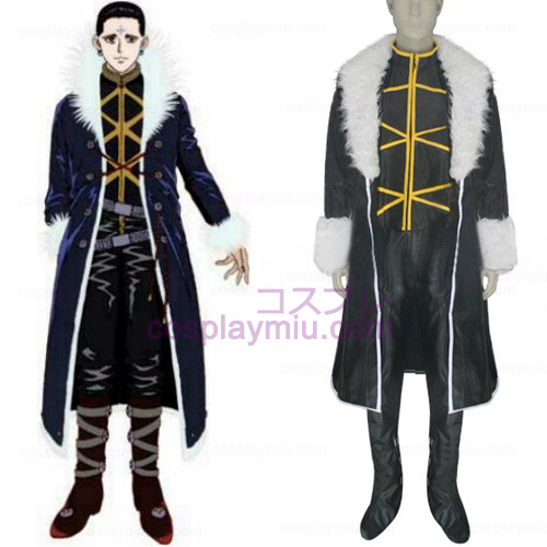 Hunter X Hunter Kuroro Lucifer Cosplay