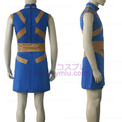 Hunter X Hunter Kurapica Fighting Costumi cosplay
