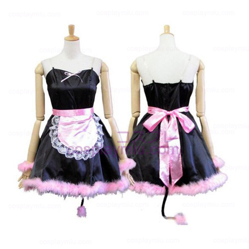 Cosplay Pussy Cat cameriera uniforme Lolita Costumi cosplay