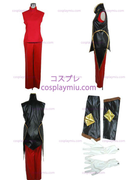 Tales of the Abyss Lacrima Grants Costumi