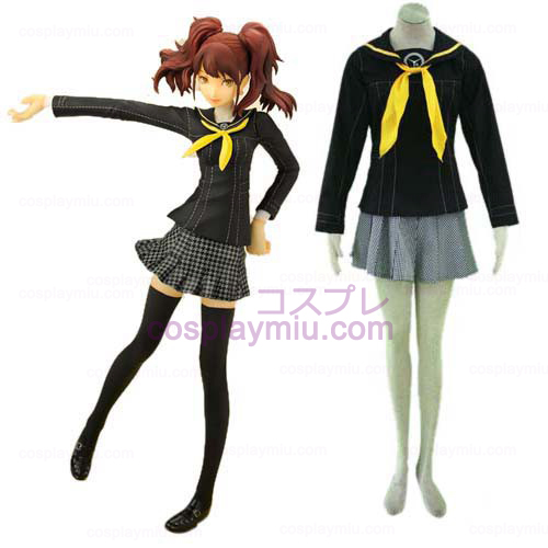 Persona 4 School Uniform Cosplay