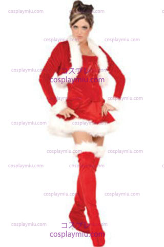La signora Claus Adult Medium