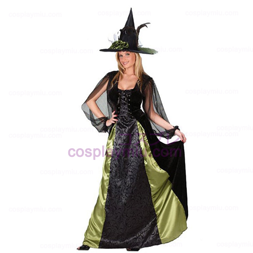 Goth Fanciulla Witch Costumi Adulto