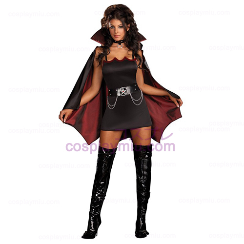 Fun Vamp Costumi Adulto Fang Bangin
