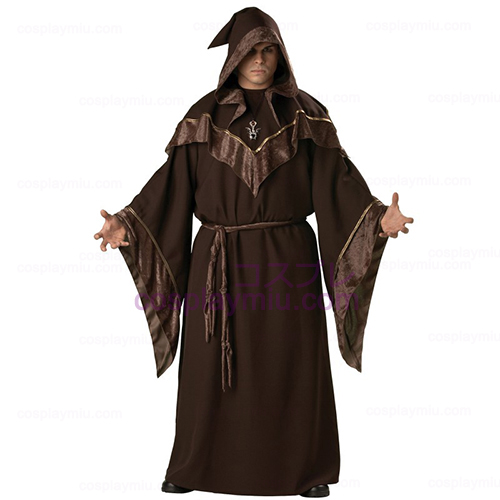 Costumi Mystic Sorcerer Elite Collection adulti più