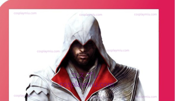 Assassin 's Creed Brotherhood Ezio Cosplay