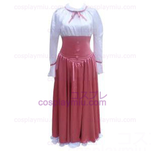 Chobits Chii Cameriera Dress Cosplay