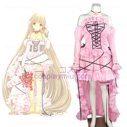 Chobits Chii Lolita di Halloween Cosplay
