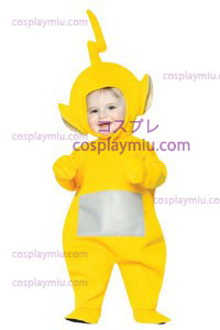 Teletubbies LaaLaa Toddler Costumi
