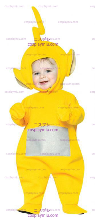 Teletubbies Laa-Laa Infant Costumi