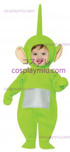 Teletubbies Dipsy Toddler Costumi