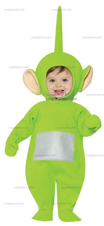 Teletubbies Dipsy Infant Costumi