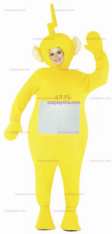 Teletubbies Laalaa Costumi Adulto