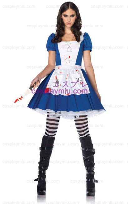 Americano McGee Alice in Wonderland Costumi Adulto