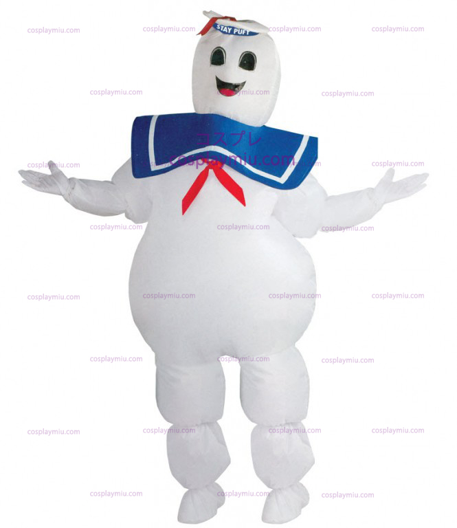 Ghostbuster Marshmallow Man Costumi